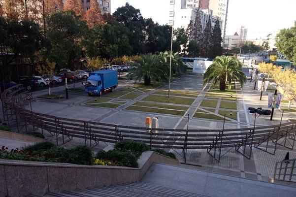 上海出版印刷高等专科学校校园风光4