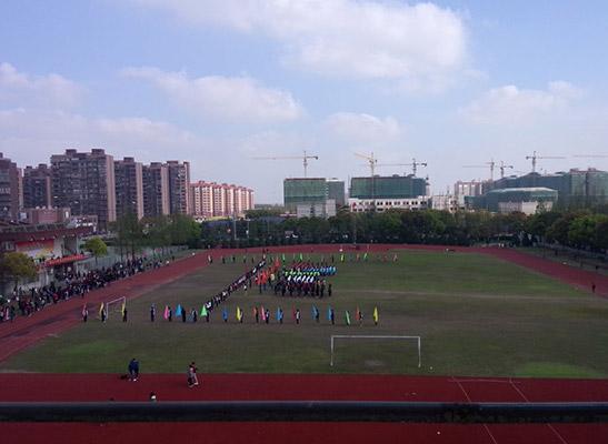 上海出版印刷高等专科学校校园风光5