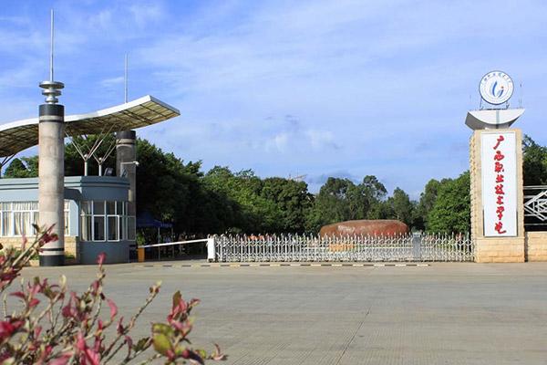 广西职业技术学院校园风光3
