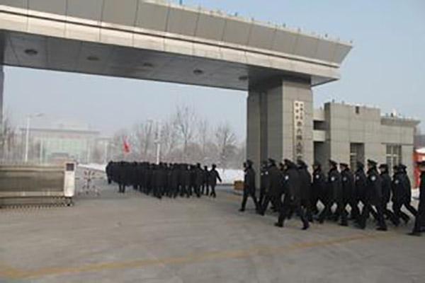 新疆兵团警官高等专科学校校园风光3