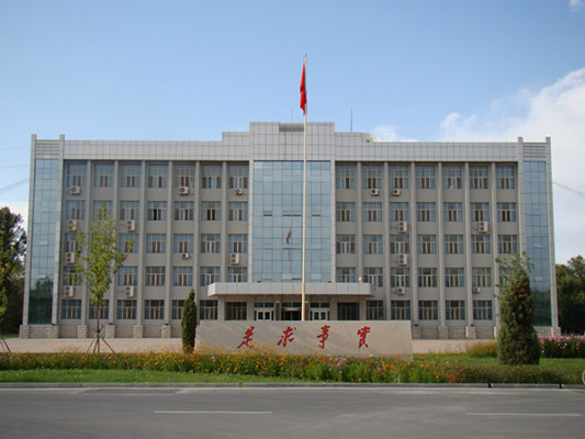 新疆兵团警官高等专科学校校园风光4