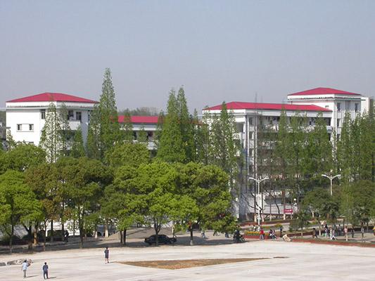 九江职业技术学院校园风光2