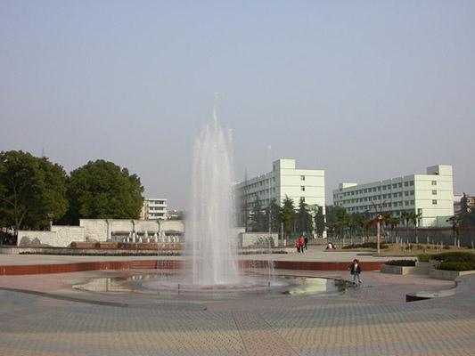九江职业技术学院校园风光3