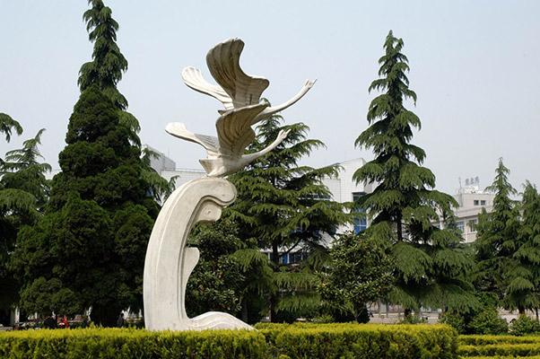 郑州电力高等专科学校校园风光2