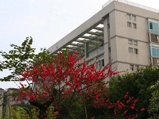 重庆电力高等专科学校校园风光4