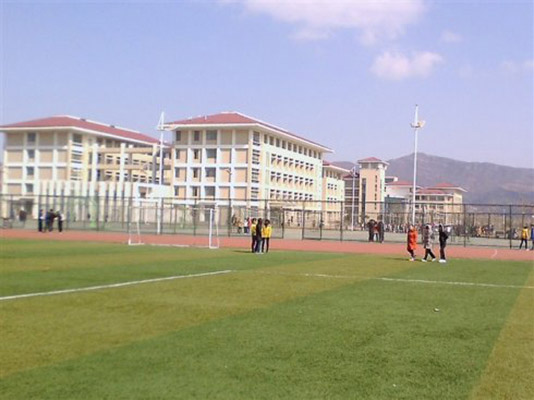 连云港师范高等专科学校校园风光2