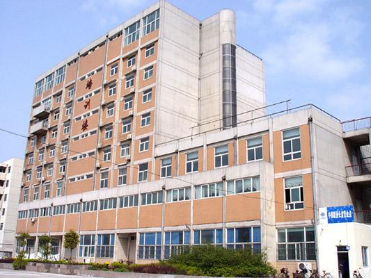 泰州学院校园风光3