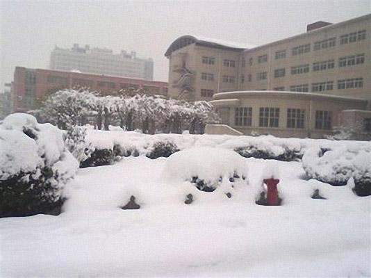 邢台医学高等专科学校校园风光1