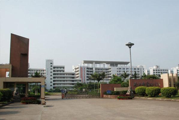 海南职业技术学院校园风光2