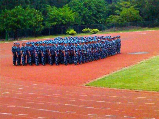 广州番禺职业技术学院(中外合作办学专业)校园风光3