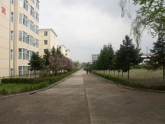 吉林交通职业技术学院校园风光4