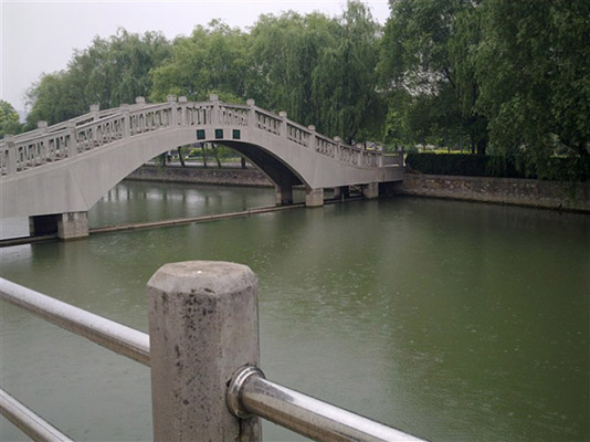 武汉船舶职业技术学院校园风光5