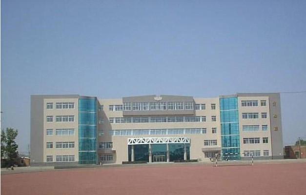 黑龙江建筑职业技术学院校园风光2