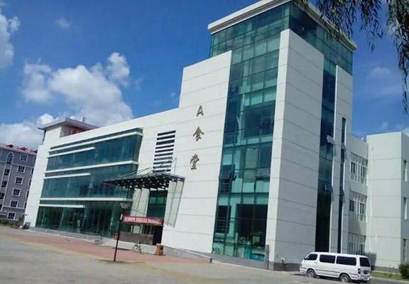 黑龙江建筑职业技术学院校园风光3