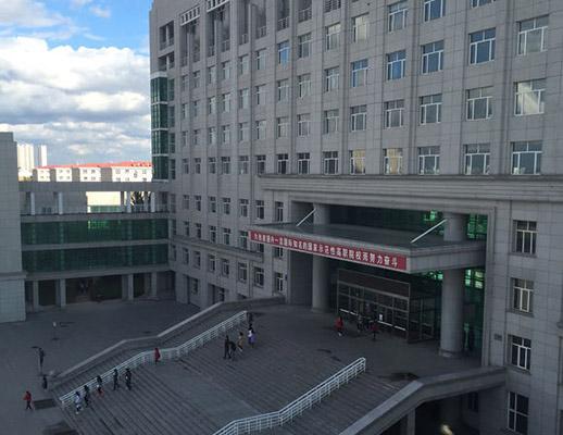 黑龙江建筑职业技术学院校园风光4