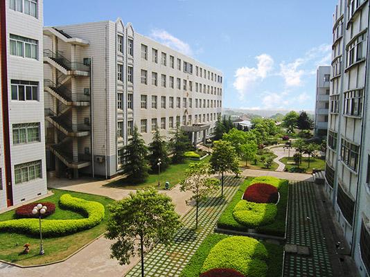 长沙航空职业技术学院校园风光1