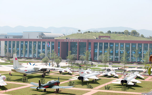 长沙航空职业技术学院校园风光3