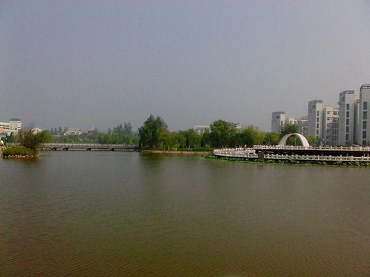 黄河水利职业技术学院校园风光3