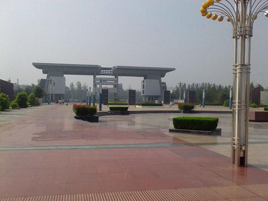 黄河水利职业技术学院校园风光4