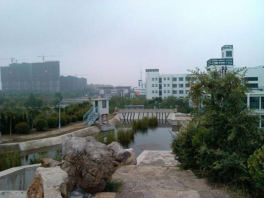 黄河水利职业技术学院校园风光5
