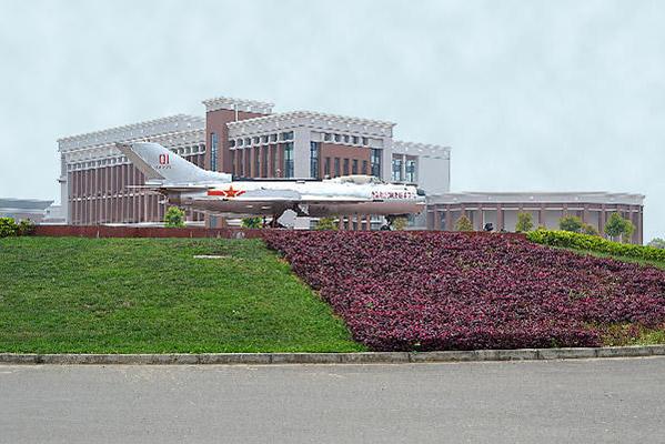 成都航空职业技术学院校园风光3