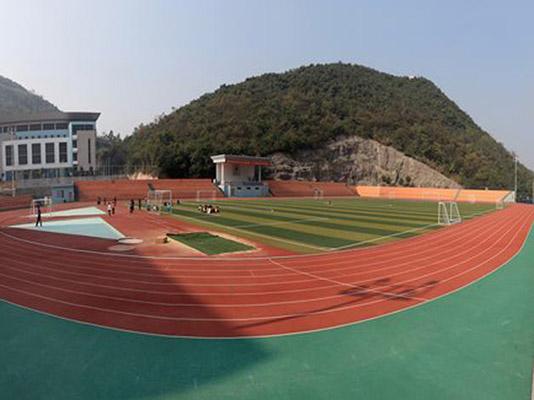 柳州职业技术学院校园风光1