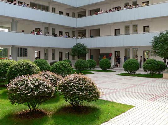 柳州职业技术学院校园风光2