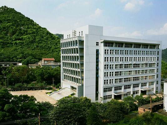 柳州职业技术学院校园风光3