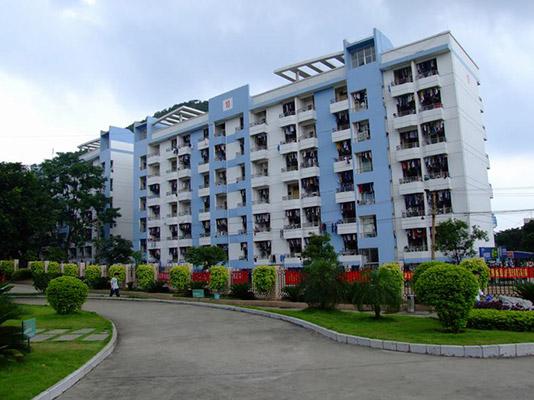 柳州职业技术学院校园风光4