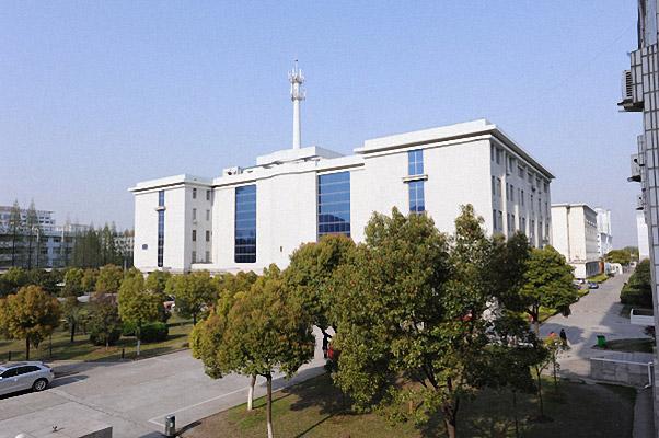 泰州职业技术学院校园风光3
