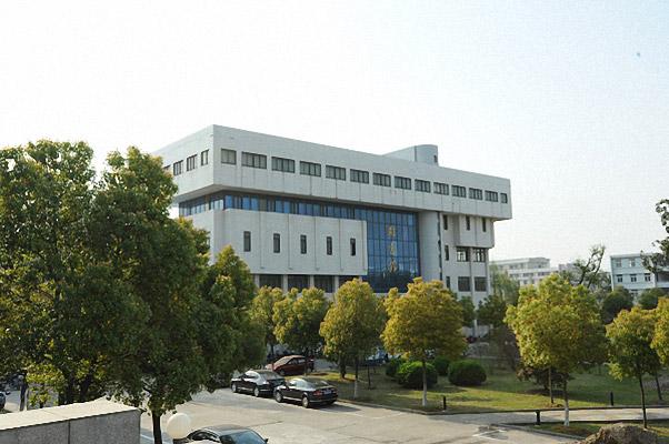 泰州职业技术学院校园风光4
