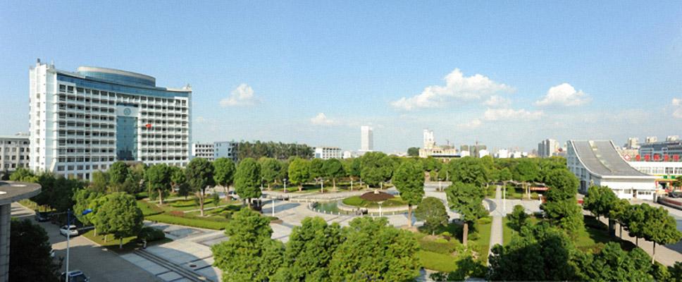 泰州职业技术学院校园风光5