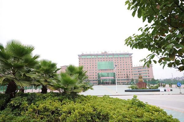 贵州警察学院校园风光1
