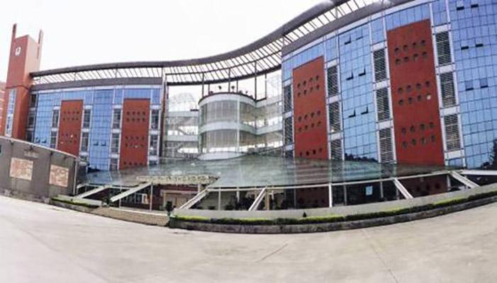 贵州交通职业技术学院校园风光2