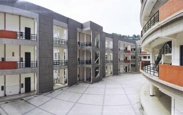 贵州交通职业技术学院校园风光3