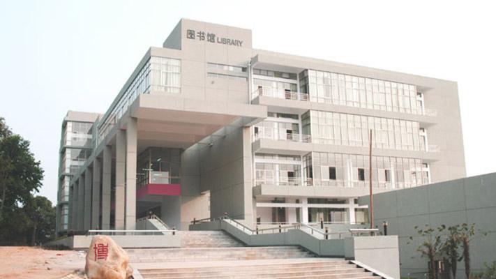 湖南铁道职业技术学院校园风光2