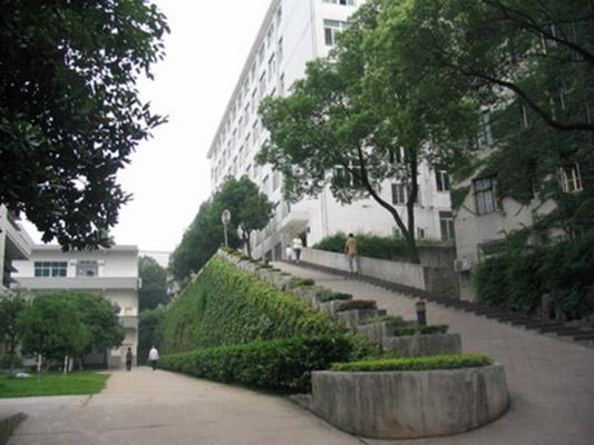 湖南铁道职业技术学院校园风光4