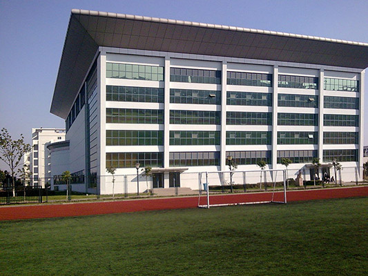 常州信息职业技术学院校园风光3