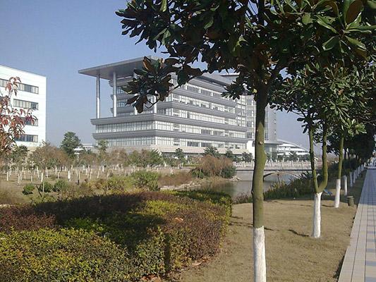 常州信息职业技术学院校园风光4