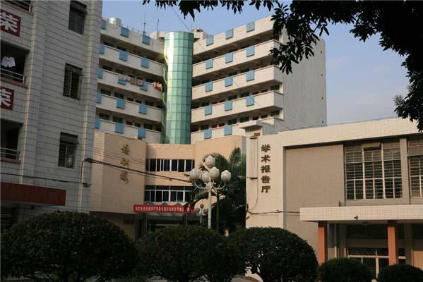 广东农工商职业技术学院(与BTEC合作办学)校园风光5