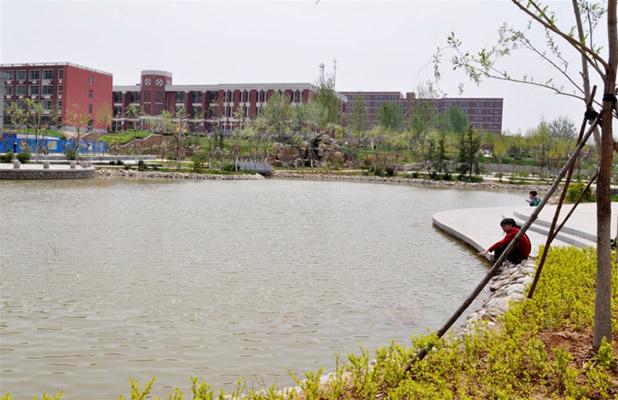 山东职业学院校园风光5