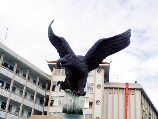 广西生态工程职业技术学院校园风光1