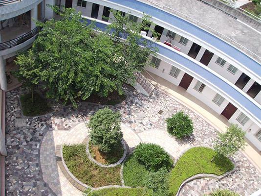 广西生态工程职业技术学院校园风光2