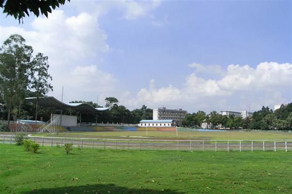 广西生态工程职业技术学院校园风光3