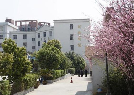 云南国土资源职业学院校园风光3