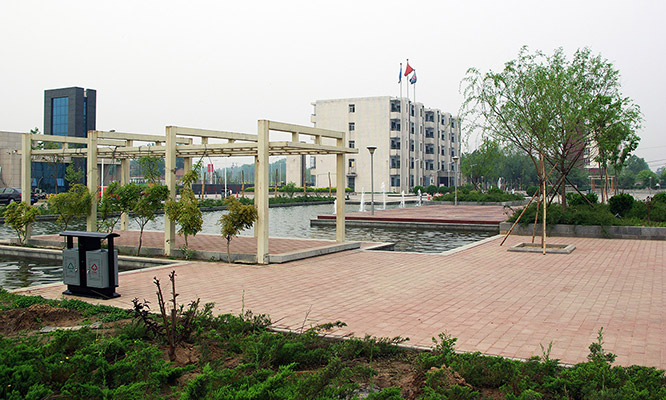 河北软件职业技术学院校园风光3