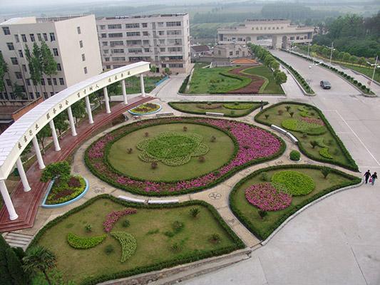 襄阳职业技术学院校园风光5