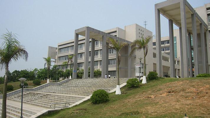 广西交通职业技术学院校园风光5