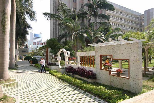 广西工业职业技术学院校园风光2
