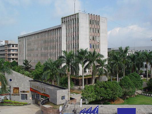 广西工业职业技术学院校园风光5